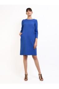 Rochie dreapta Couture de Marie albastra WISH