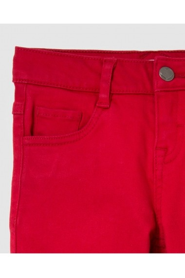 Pantaloni A24907107 Rosu - els