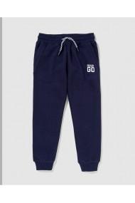 Pantaloni sport A25082304 Bleumarin - els