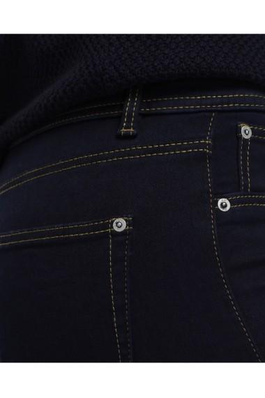 Jeansi skinny A25335058 Albastru - els