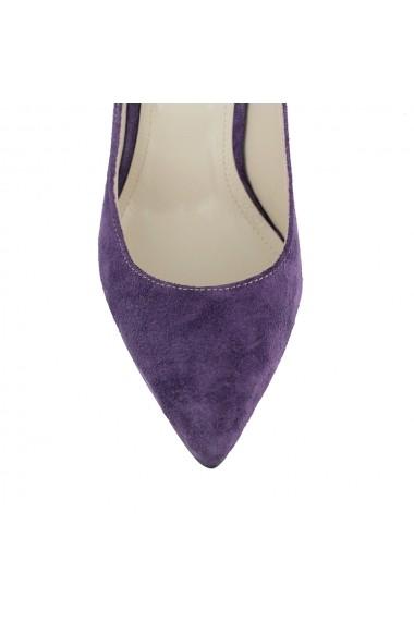 Pantofi cu toc Luisa Fiore Agave LFD-AGAVE-02 violet