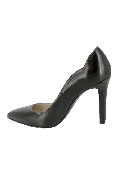 Pantofi cu toc Luisa Fiore Agave LFD-AGAVE-03 maro