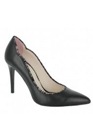 Pantofi cu toc Luisa Fiore Agave, LFD-AGAVE-06 negru