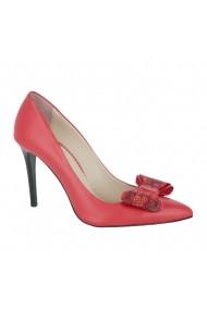 Pantofi cu toc Luisa Fiore Begonia LFD-BEGONIA-04 rosu