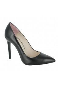 Pantofi cu toc Luisa Fiore Calendula LFD-CALENDULA-01 negru