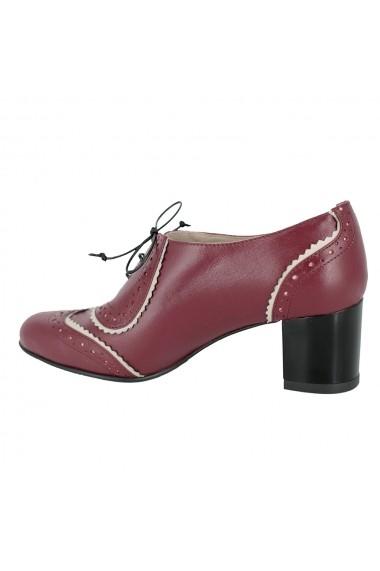 Pantofi cu toc Luisa Fiore Doroni LFD-DORONI-01 rosu