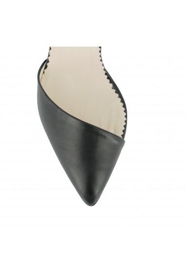 Pantofi cu toc Luisa Fiore Helena LFD-HELEN-01 negru