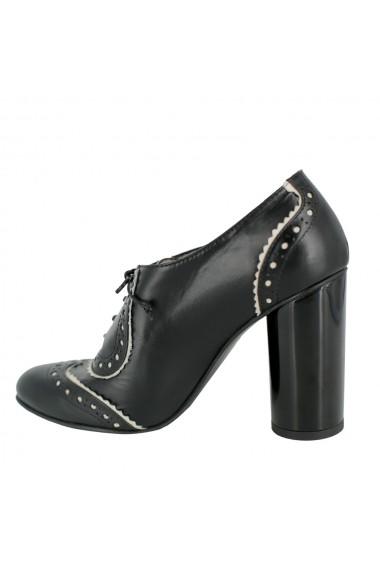 Pantofi cu toc Luisa Fiore Jasmine LFD-JASMINE-01 negru