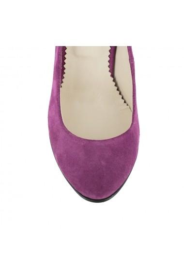 Pantofi cu toc Luisa Fiore Narcisi LFD-NARCISI-03 lila