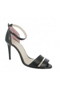 Sandale cu toc Luisa Fiore Dalia LFD-DALIA-01 negru