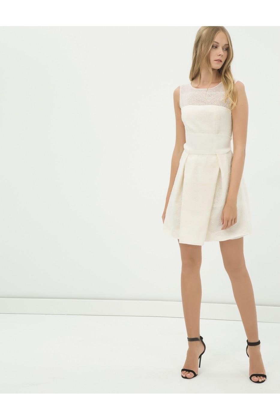 Rochie De Seara Koton 6yak84585dw Alba Fashionup