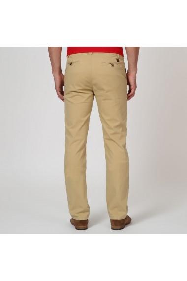Pantaloni Time of Bocha HV1PSLIM Bej