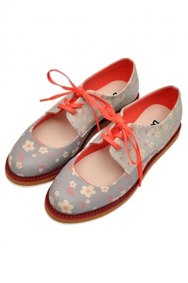 Pantofi DOGO dgpnc015-309 multicolor