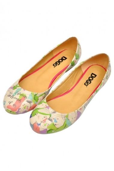 Balerini DOGO dgbbt018-025 multicolor