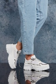 Pantofi sport DS.KCLSA01 Dark Seer alb