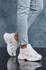 Pantofi sport DS.MKA203 Dark Seer alb