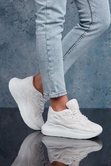 Pantofi sport DS.MKA208 Dark Seer alb - els