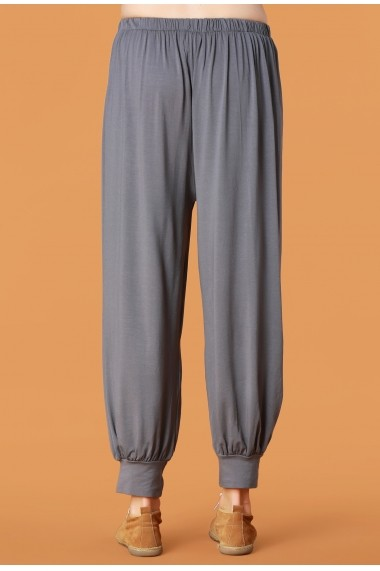 Pantaloni largi Quincey DP2113 Gri