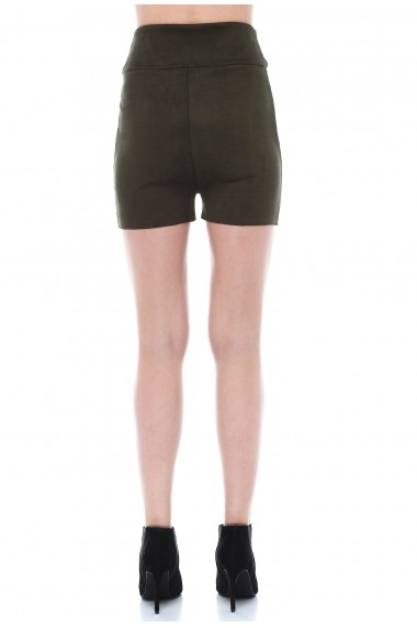 Pantaloni scurti Quincey SHE1001 Verde