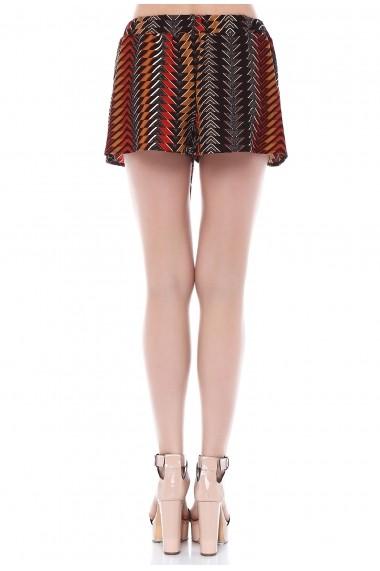 Pantaloni scurti Quincey SHE1005 Print