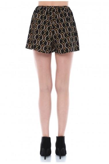 Pantaloni scurti Quincey SHE1006 Print