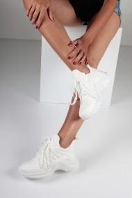 Pantofi sport casual Inan Ayakkabi INAY2020BYZC alb