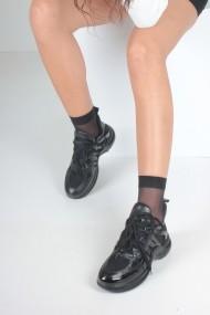 Pantofi sport casual Inan Ayakkabi INAY2021SRCS negru