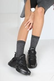 Pantofi sport casual Inan Ayakkabi INAY2021SYCF negru