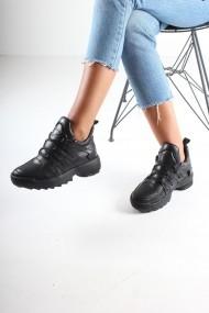 Pantofi sport casual Inan Ayakkabi INAY2030SYHC negru