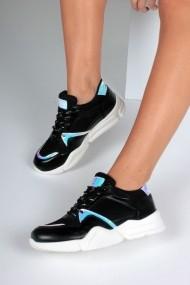 Pantofi sport casual Inan Ayakkabi INAY2929SYHF negru