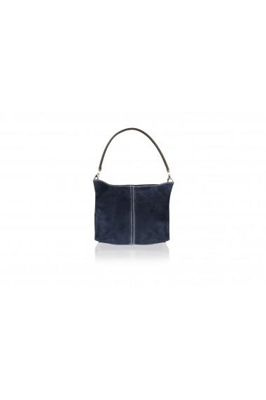 Geanta Woodland Leathers BRV157 Bleumarin - els