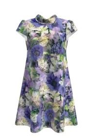 Rochie casual vara imprimeu digital floral CMD108