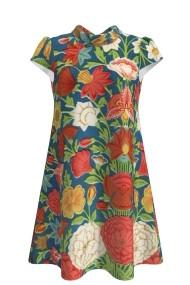 Rochie casual vara imprimeu digital floral CMD109
