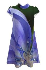 Rochie casual vara imprimeu digital floral CMD113