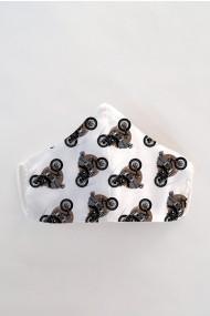 Masca fata copii reutilizabila din material textil MSC2