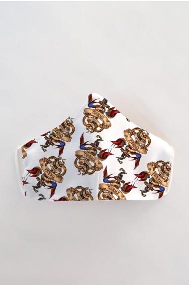 Masca fata copii reutilizabila din material textil MSC3