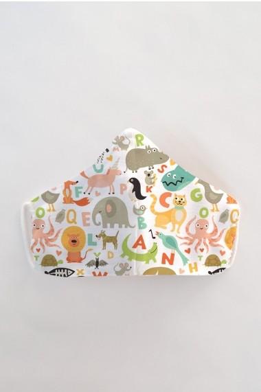 Masca fata copii reutilizabila din material textil MSC8