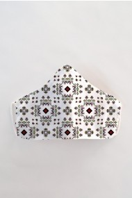 Masca fata reutilizabila imprimata din material textil MSA5