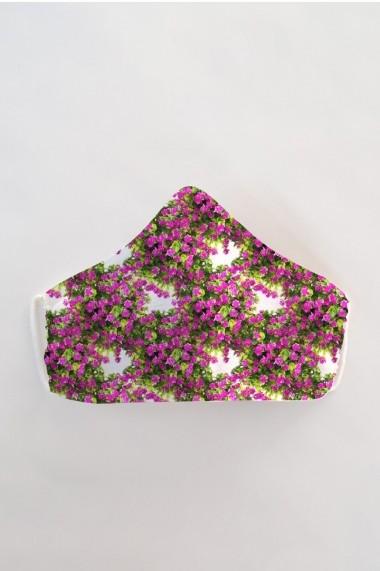 Masca fata reutilizabila imprimata din material textil MSA9