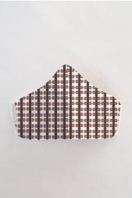Masca fata reutilizabila imprimata din material textil MSA14