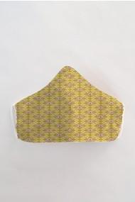 Masca fata reutilizabila imprimata din material textil MSA21