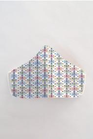 Masca fata reutilizabila imprimata din material textil MSA26