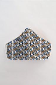 Masca fata reutilizabila imprimata din material textil MSA27