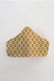 Masca fata reutilizabila imprimata din material textil MSA29
