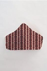 Masca fata reutilizabila imprimata din material textil MSA30