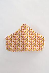 Masca fata reutilizabila imprimata din material textil MSA34