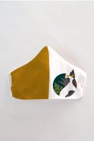 Masca fata copii reutilizabila din material textil DAMES by Eva MSC21