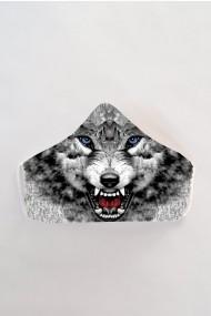 Masca fata reutilizabila imprimata din material textil MSA41