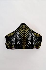 Masca fata reutilizabila imprimata din material textil MSA52