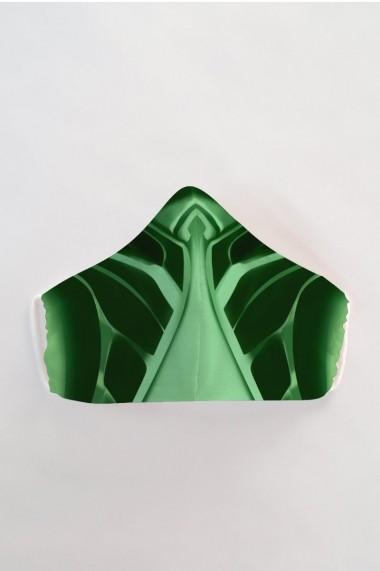 Masca fata reutilizabila imprimata din material textil MSA55